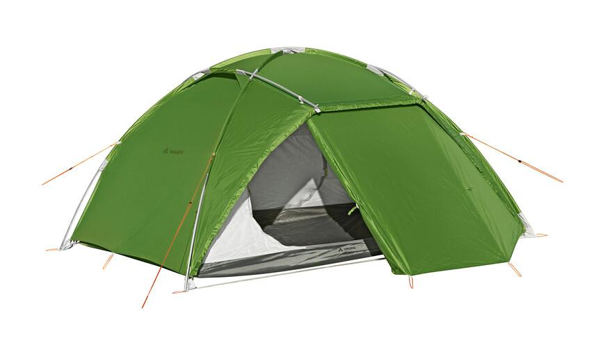 VAUDE Space L 3P tent groen